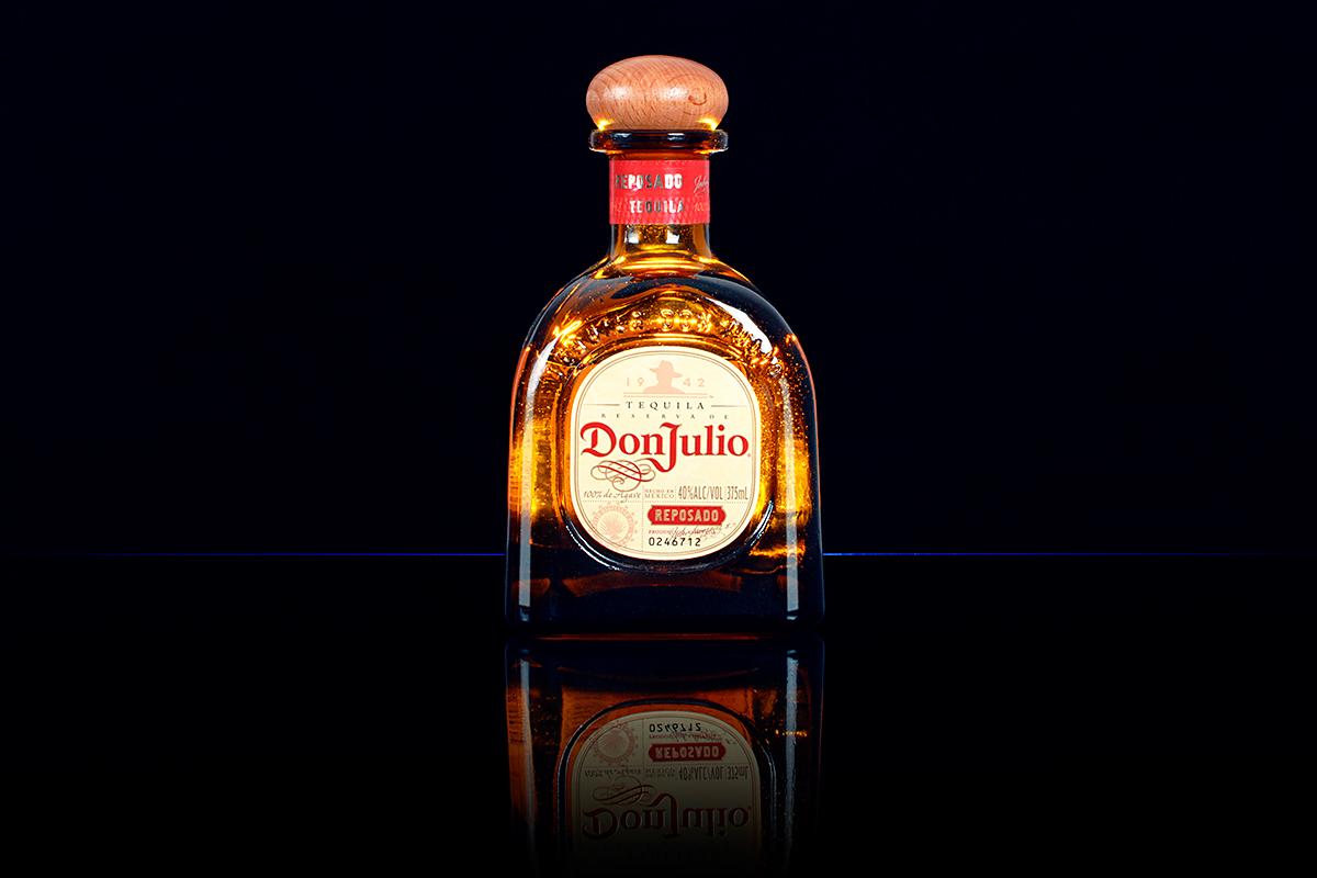 Łukasz Liszko - Fotografia / Packshot - Tequila Don Julio Reposado