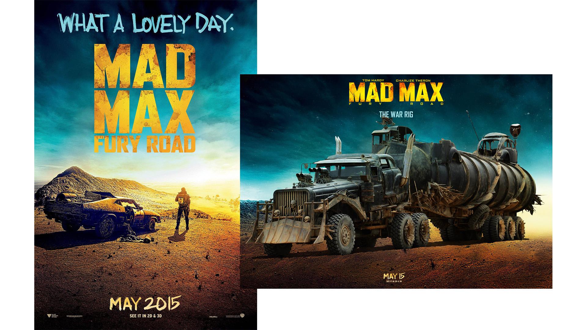 Referencje - plakaty filmowe