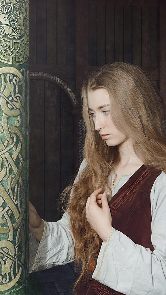 Łukasz Liszko - fotografia / CGI - modelka Beata Szronogrzywa - Eowyn / Lord of the Rings