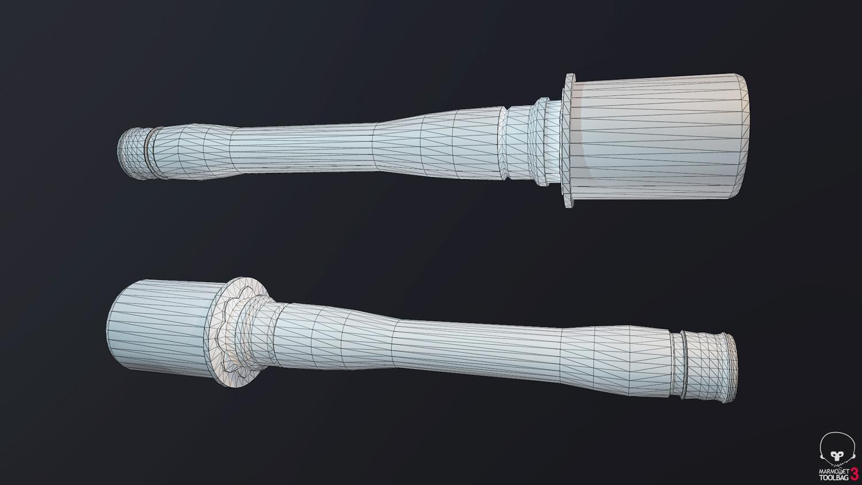 Łukasz Liszko - 3D game art - Stielhandgranate 24