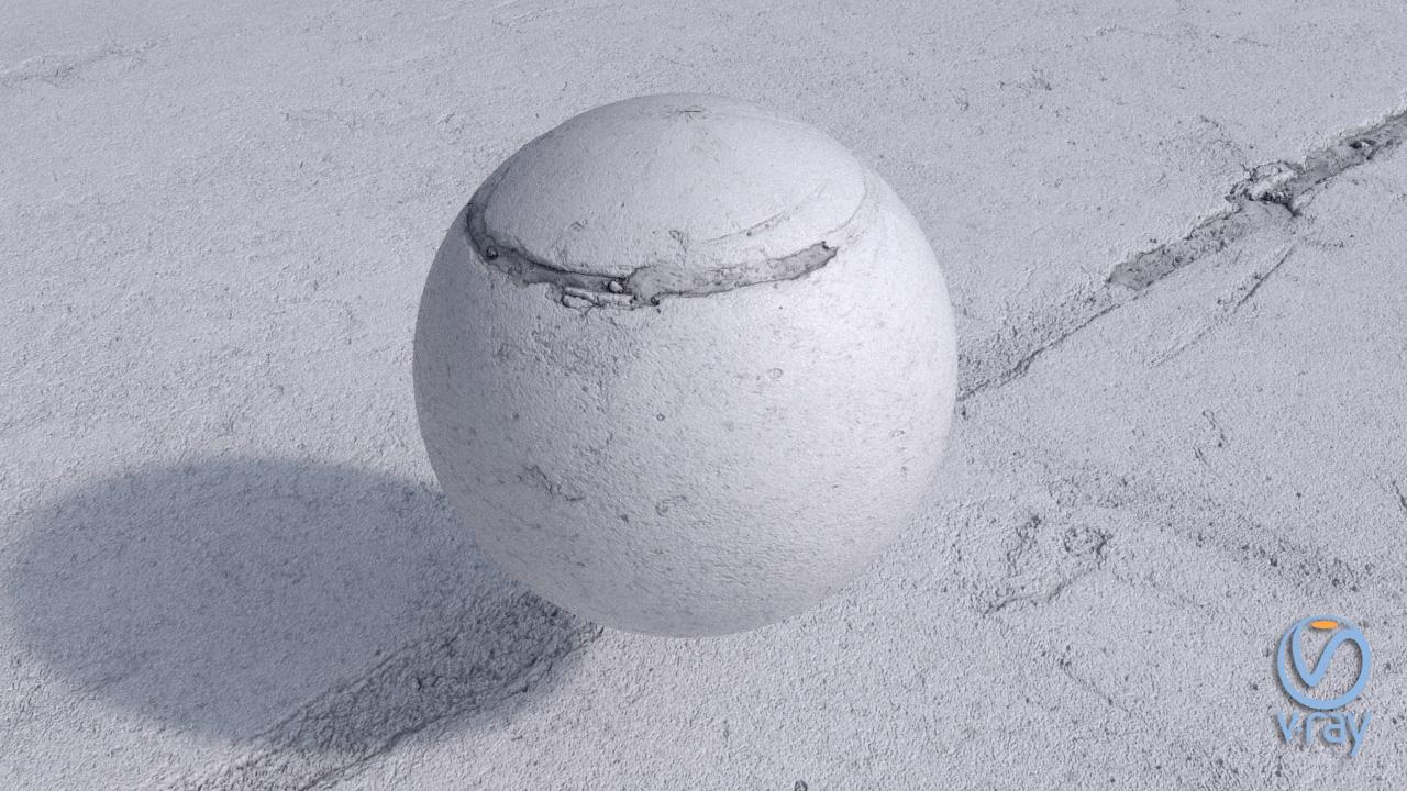Łukasz Liszko - 3D scans / photogrammetry - Concrete Texture 02