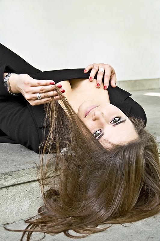 Łukasz Liszko - fotografia - modelka Angelika Konarzewska