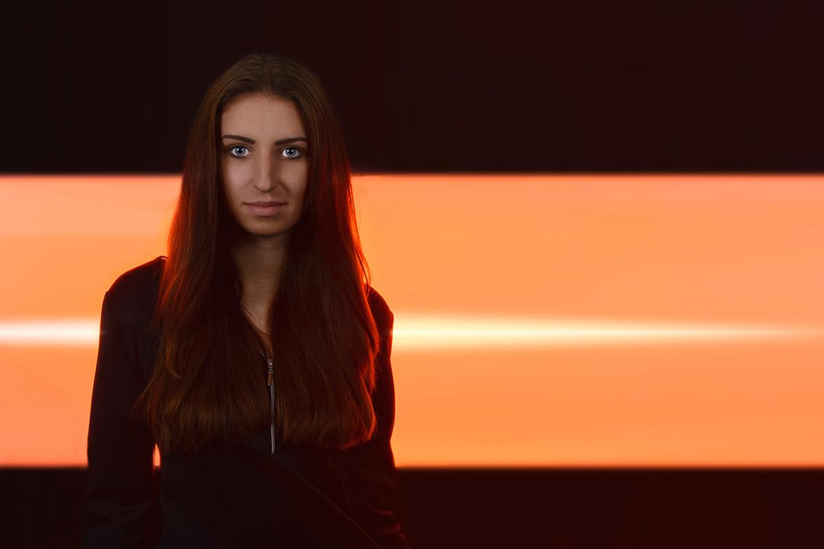 Łukasz Liszko - fotografia - modelka Marta Zowczak