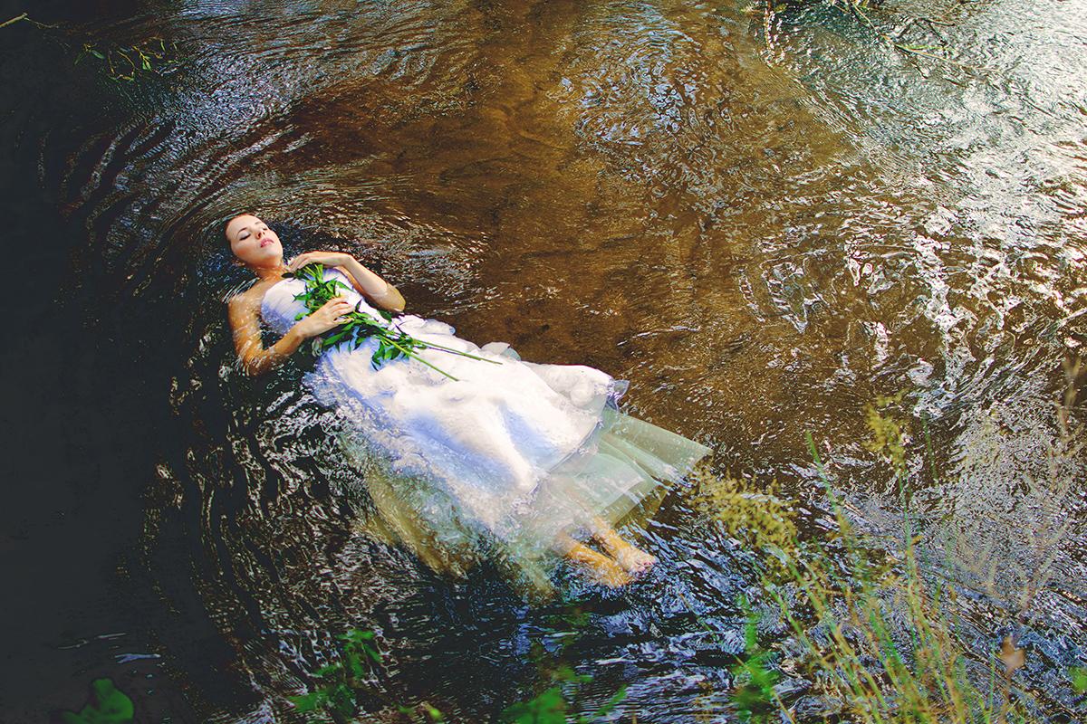 Łukasz Liszko - fotografia - modelka Monika Zięcina