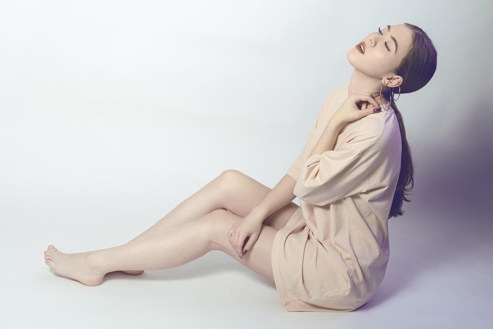 Łukasz Liszko - fotografia - modelka Martyna Szczęch