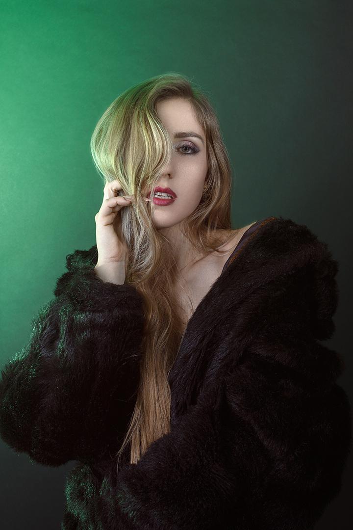 Łukasz Liszko - fotografia - modelka Weronika Domagalska - mua Zosia Obuchowska