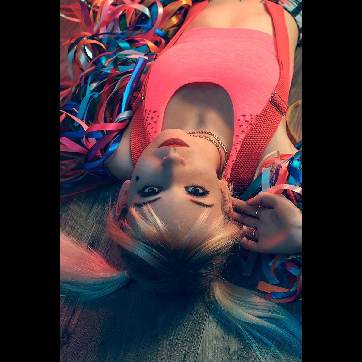 Łukasz Liszko - fotografia cosplay - Natalia Nowicka - Harley Quinn Birds of Prey