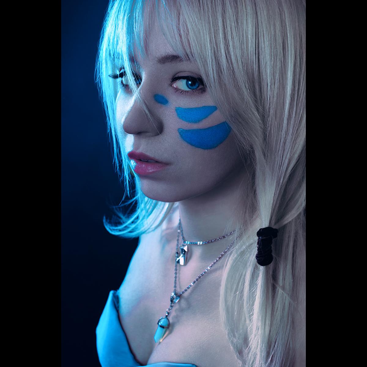 Łukasz Liszko - fotografia cosplay - Natalia Nowicka - Kida