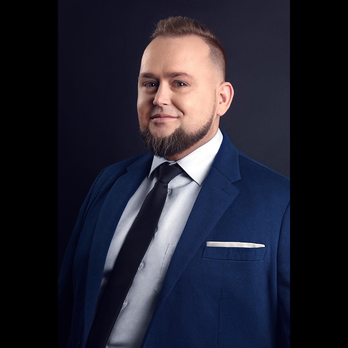 Łukasz Liszko - fotografia biznesowa - wizerunkowa - DJ Kuban