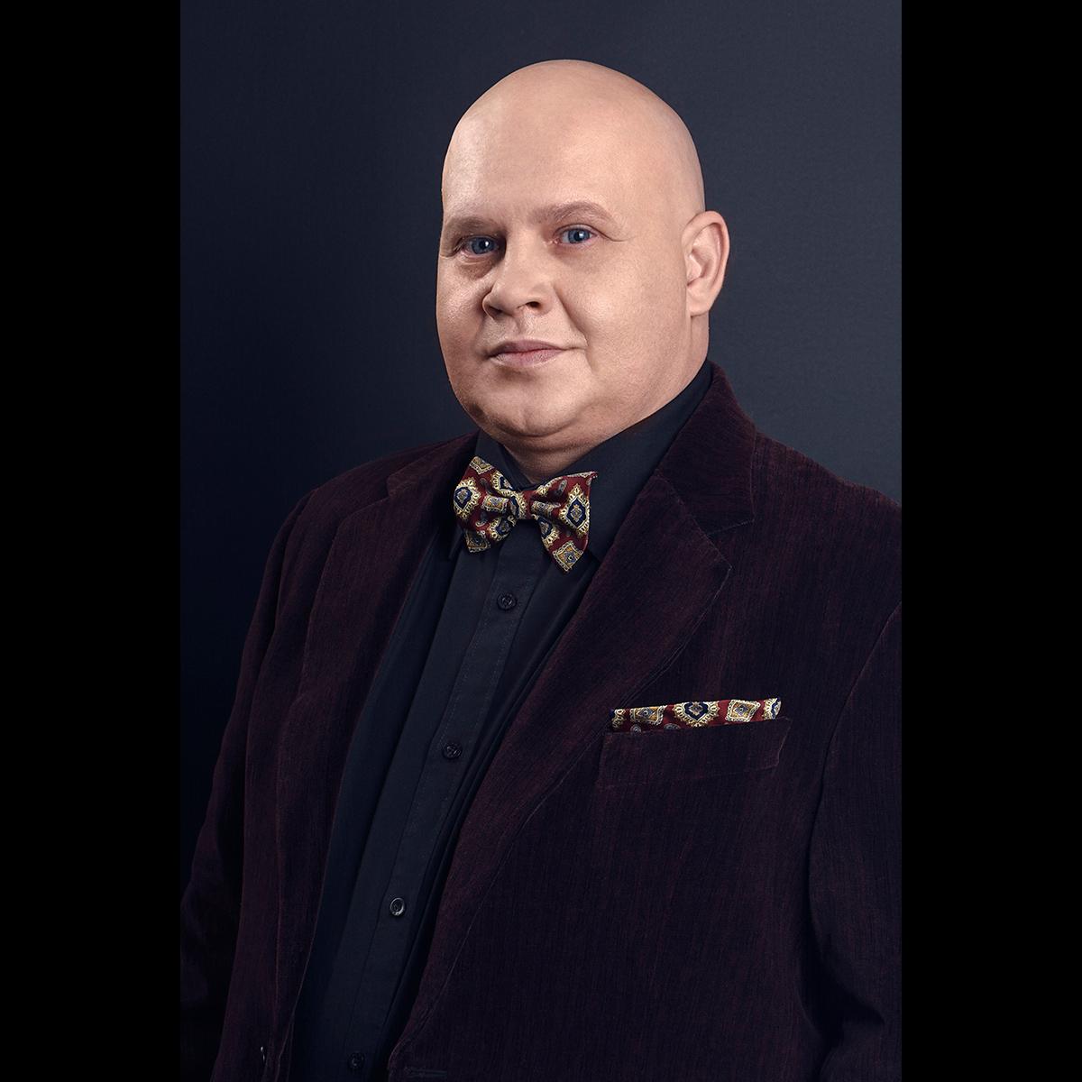 Łukasz Liszko - fotografia biznesowa - wizerunkowa - DJ Stylo