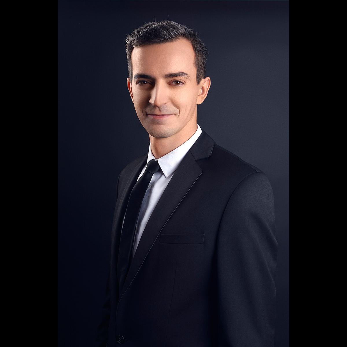 Łukasz Liszko - fotografia biznesowa - wizerunkowa - DJ Karol Michalewicz