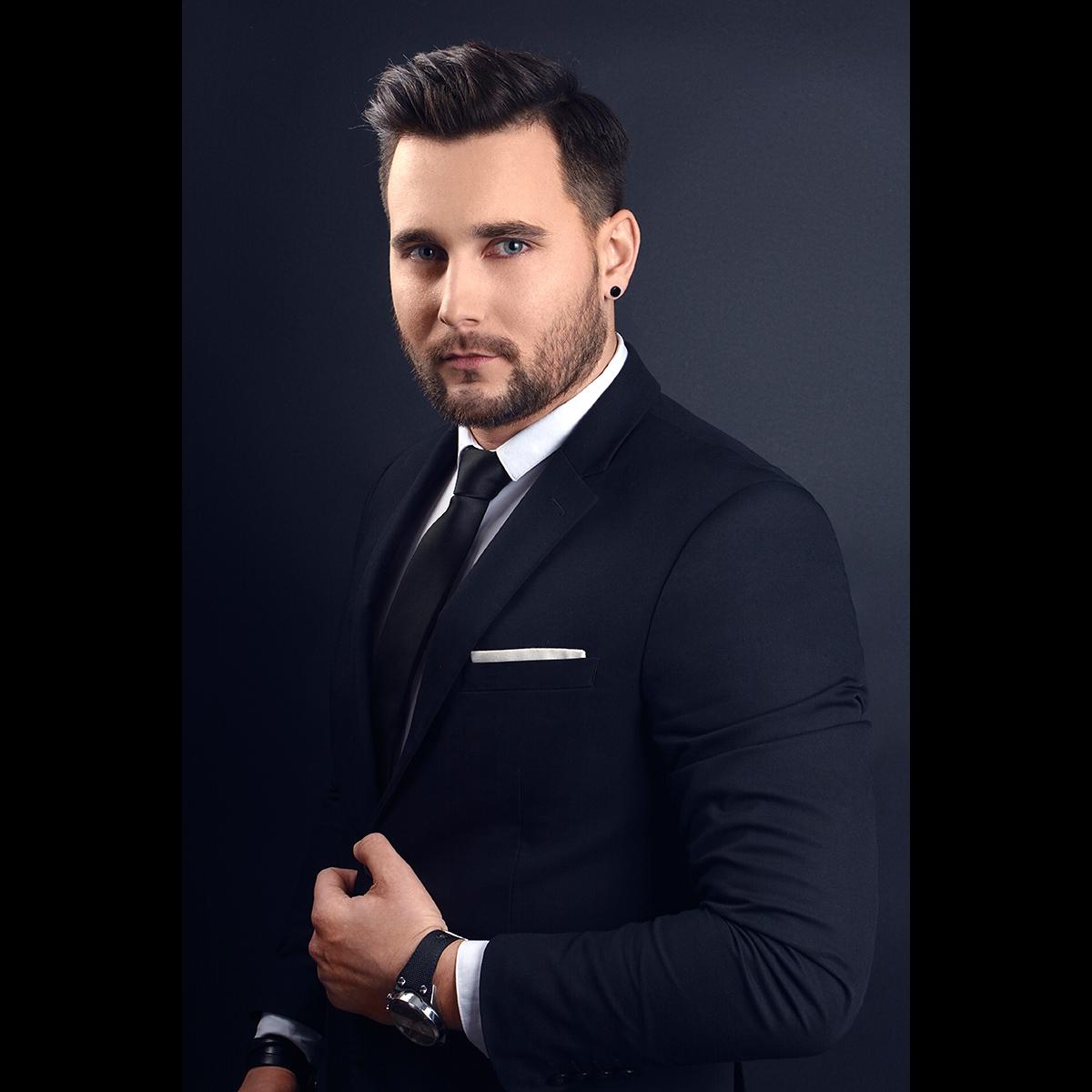 Łukasz Liszko - fotografia biznesowa - wizerunkowa - DJ Fokus