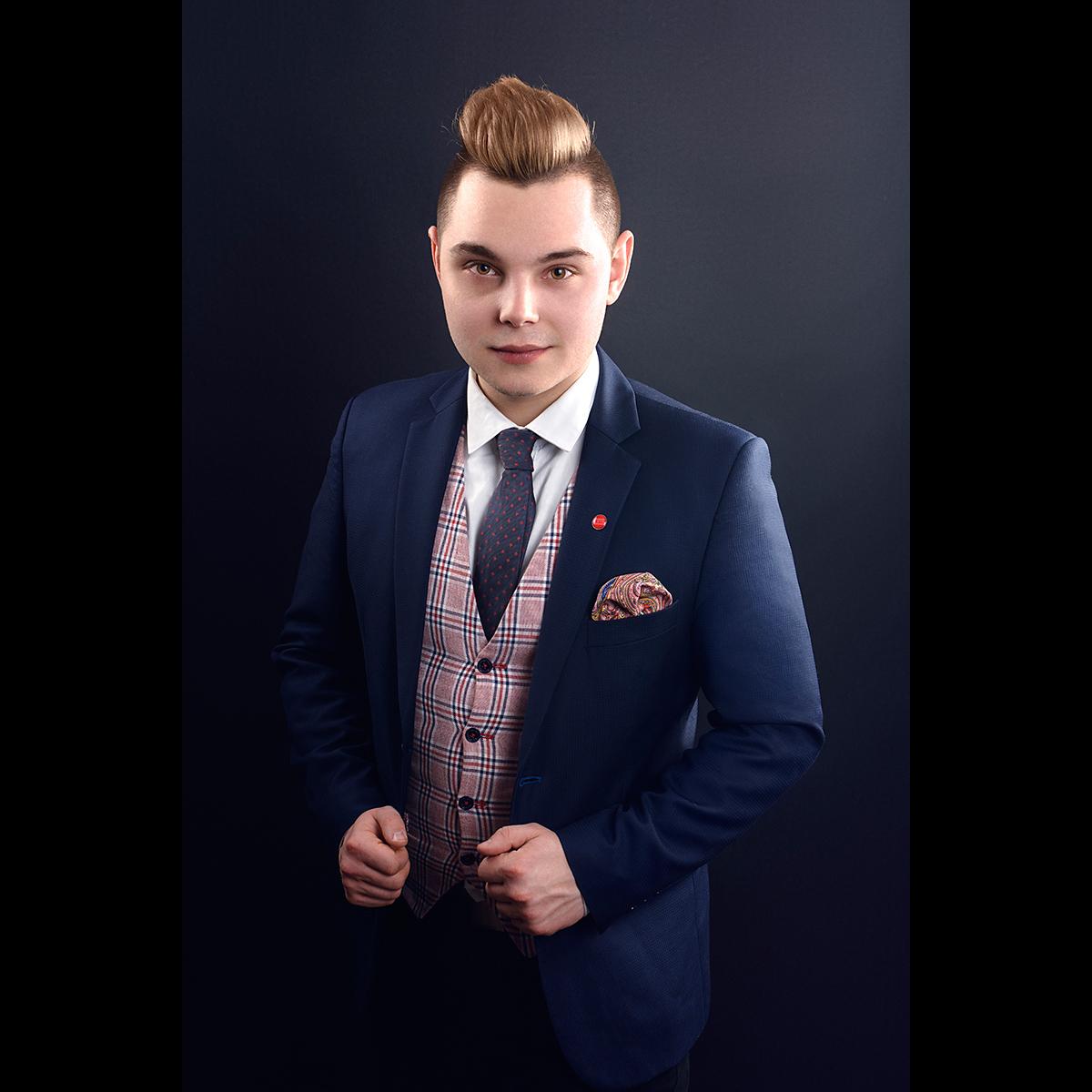 Łukasz Liszko - fotografia biznesowa - wizerunkowa - DJ Shine