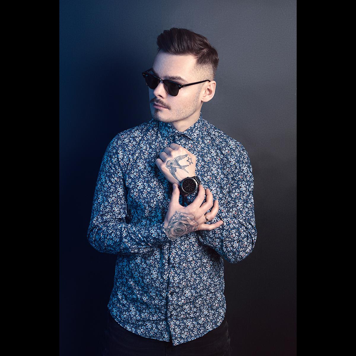 Łukasz Liszko - fotografia biznesowa - wizerunkowa - DJ Refresh