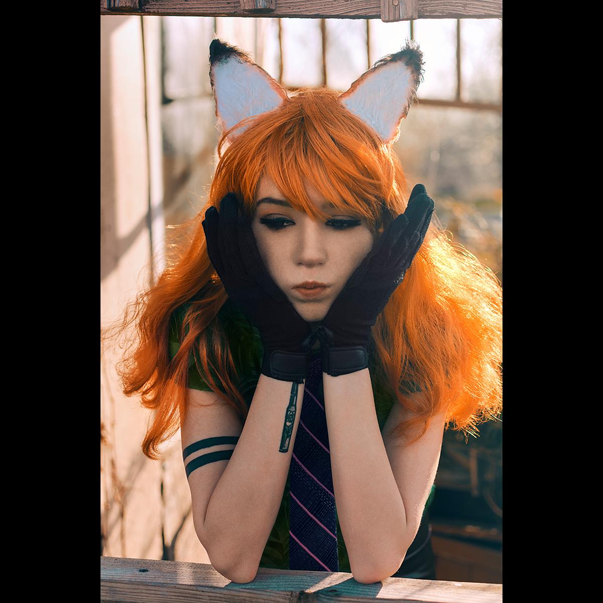 Łukasz Liszko - fotografia cosplay - Natalia Nowicka - Nick Wilde