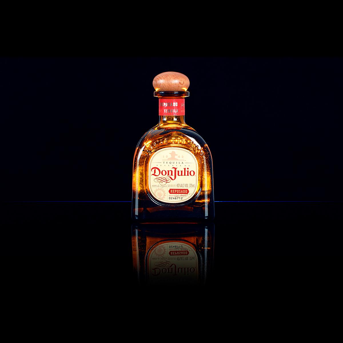 Łukasz Liszko - fotografia produktowa - packshots - Tequila DonJulio