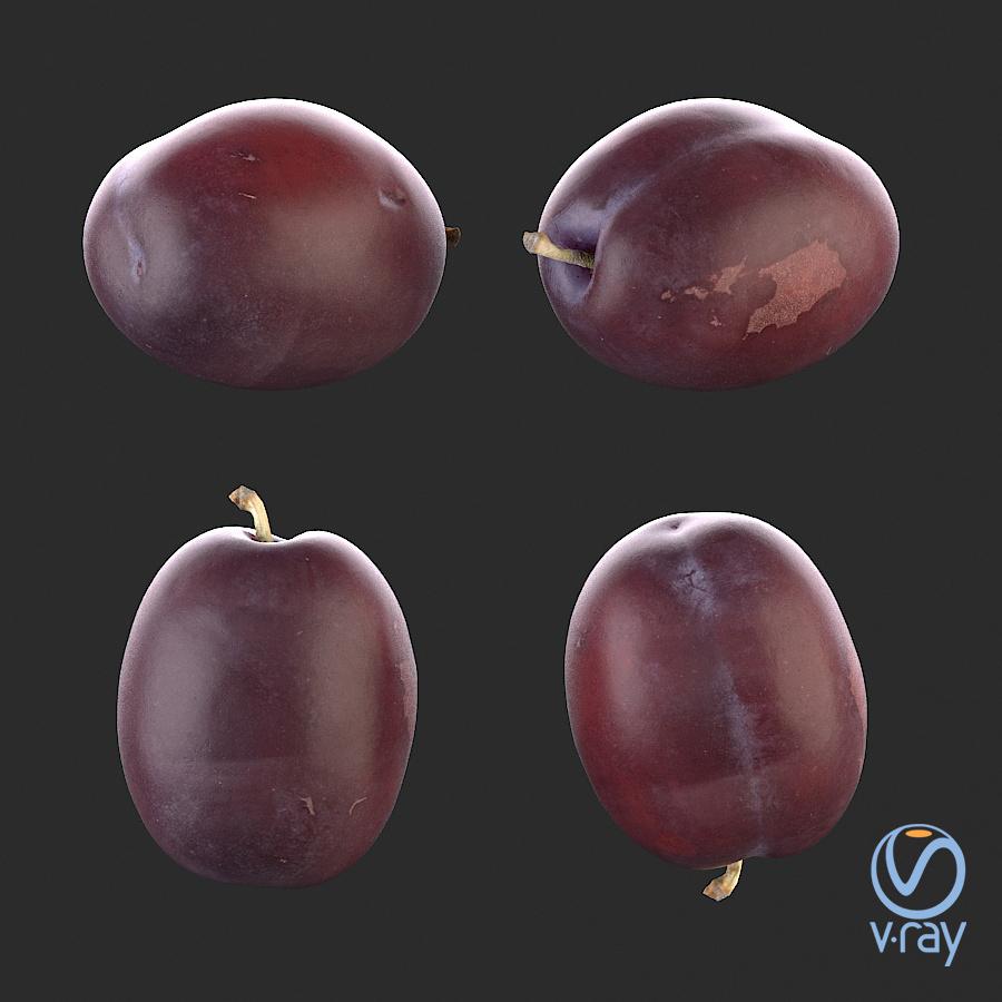 Łukasz Liszko - 3D scans / photogrammetry - Plum 02